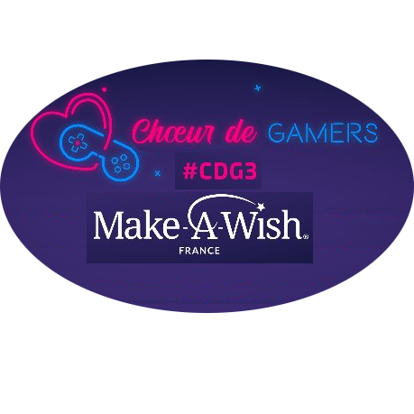 Choeur de Gamers #CDG3 - 4-5-6 dec 2020